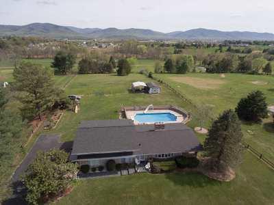 Elkton Single Family Home For Sale: 959 Florist Rd