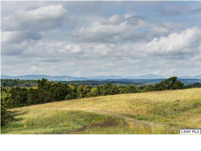 Albemarle County Lots & Land For Sale: 32 Thomas Ridge Ln