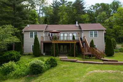 Page County Single Family Home For Sale: 135 Overlook Mountain Rd