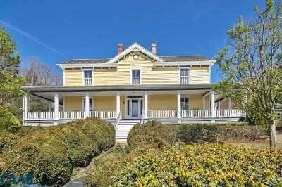 Fluvanna County Single Family Home For Sale: 997 Bremo Bluff Rd