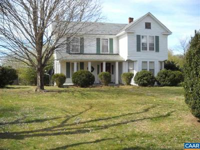 Single Family Home For Sale: 21 Old Fifteen Rd