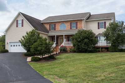 Mount Crawford Single Family Home Sold: 160 Cantermill Ln