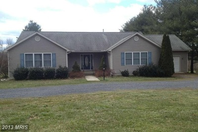 Shenandoah County Single Family Home For Sale: 2258 Artz Rd