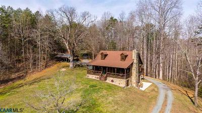Greene County Single Family Home For Sale: 667 Chapman Rd