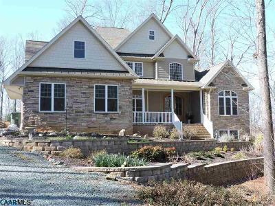 Fluvanna County Single Family Home For Sale: 1113 Pelham Dr