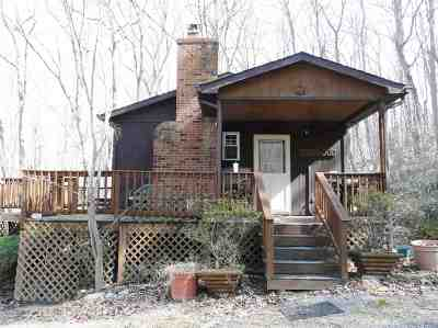 Shenandoah County Single Family Home For Sale: 256 Blackberry Ln