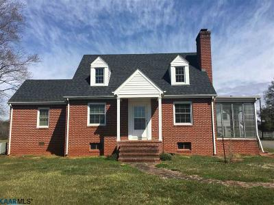 Scottsville VA Single Family Home For Sale: $1,200,000