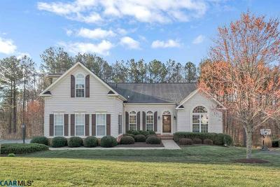Louisa, Louisa County Single Family Home For Sale: 121 Whispering Woods Pl