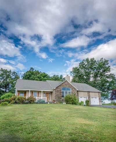 Rockingham County Single Family Home For Sale: 3831 Bull Run Rd