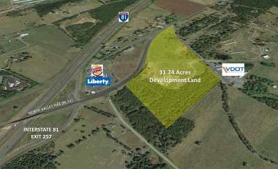 Rockingham County Commercial For Sale: 112 & 220 Cowan Ln