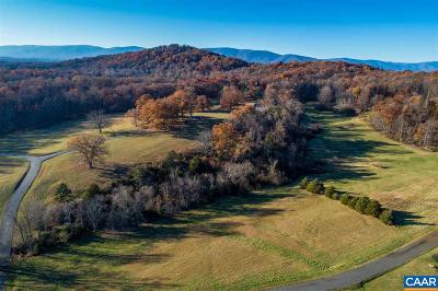 Charlottesville Lots & Land For Sale: Lot 4 Villa Deste Ct