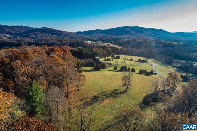 Charlottesville Lots & Land For Sale: Lot 6 Villa Deste Ct