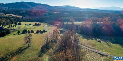 Charlottesville Lots & Land For Sale: Lot 13 Villa Deste Dr