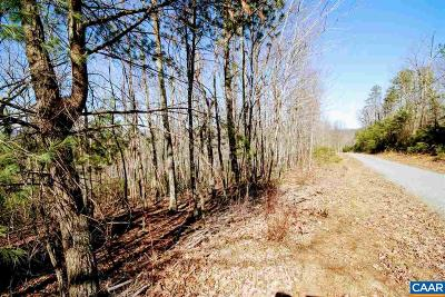 Nelson County Lots & Land For Sale: Tba Lot 6 Johnson Hollow Ln