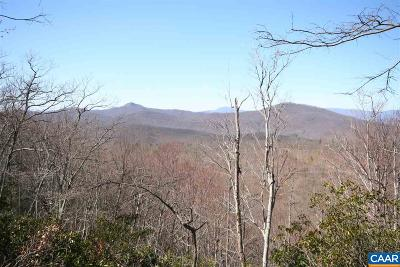 Nelson County Lots & Land For Sale: Tba Lot 4 Johnson Hollow Ln