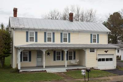 Single Family Home Sold: 1194 Keezletown Rd