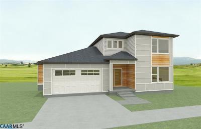 Crozet Single Family Home For Sale: Lot 9 Block 30 Rowcross St