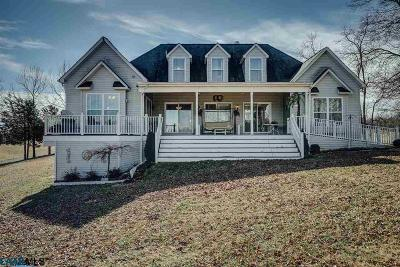 Louisa, Louisa County Single Family Home For Sale: 2561 Peach Grove Rd