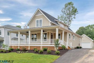 Albemarle County Single Family Home For Sale: 15 Rowcross St