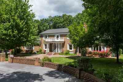 Elkton Single Family Home For Sale: 663 F St