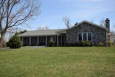 Shenandoah County Single Family Home For Sale: 1101 Maurertown Mill Rd