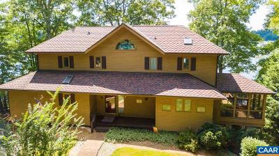 Fluvanna County Single Family Home For Sale: 7 Deepwater Pt
