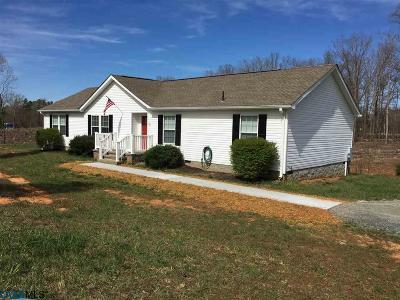 Louisa Single Family Home For Sale: 32 Greenwood Dr