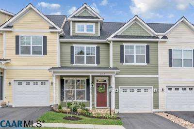 Pavilions At Pantops Townhome For Sale: 2453 Winthrop Dr