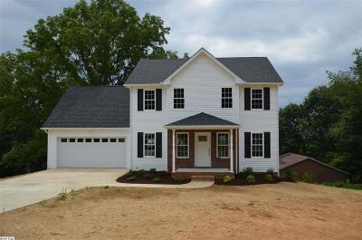 Fishersville Single Family Home For Sale: 188 Buckwheat Ln
