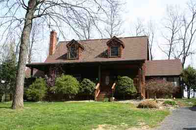 Keezletown Single Family Home Sold: 3335 Beulah Rd