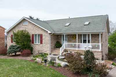 Harrisonburg Single Family Home For Sale: 1348 Sparrow Ct