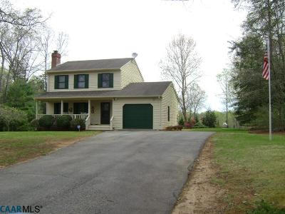 Greene County Single Family Home For Sale: 480 Deer Dr