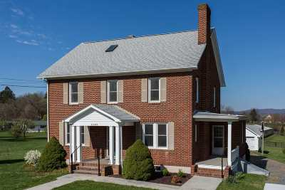 Broadway VA Single Family Home Sold: $300,000