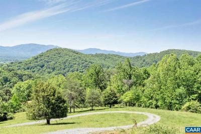 Crozet Single Family Home For Sale: 2104b Saddle Hollow Rd
