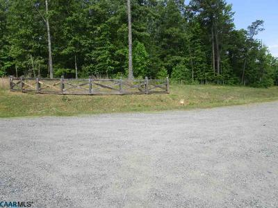 Louisa County Lots & Land For Sale: 1 Dove Hollow Dr