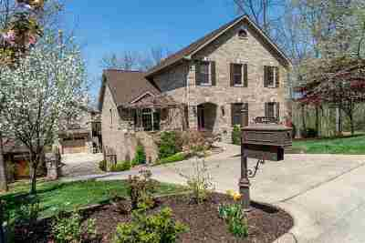 Harrisonburg Single Family Home For Sale: 644 Wyndham Woods Cir