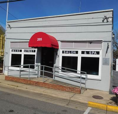 Commercial For Sale: 205 Main St