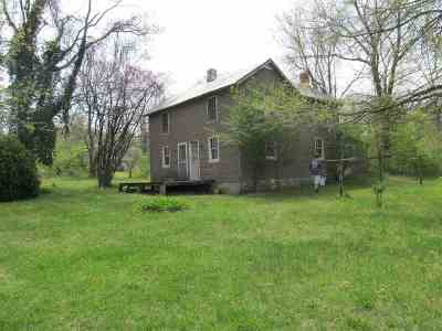 Page County Single Family Home For Sale: 1383 Clearview Rd