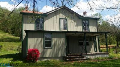 Free Union Single Family Home For Sale: 7307 Blackwells Hollow Rd