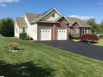 Augusta County Single Family Home For Sale: 22 Heatwole Dr