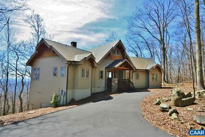 Nelson County Single Family Home For Sale: 140 Oak Ln