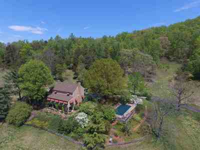 Albemarle County Single Family Home For Sale: 2096 Stonemont Farm