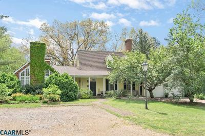 Earlysville Single Family Home For Sale: 605 Bridlespur Ln