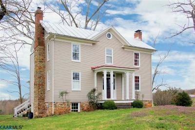 Madison County Single Family Home For Sale: 3374 Twymans Mill Rd