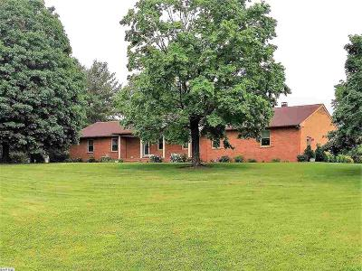 Fishersville Single Family Home For Sale: 18 Hickory Hill Dr