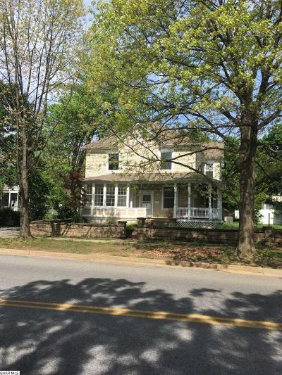Waynesboro Multi Family Home For Sale: 417 S Wayne Ave