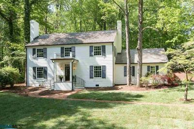 Charlottesville Single Family Home For Sale: 425 Wellington Dr