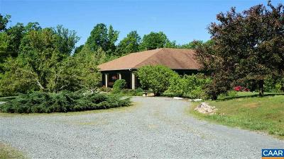 Albemarle County Farm For Sale: 6350 Twin Brooks Dr
