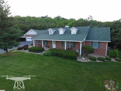 Staunton Single Family Home For Sale: 60 Berry Ln