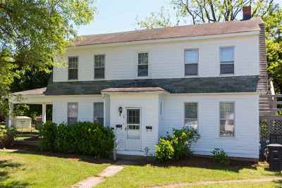 Multi Family Home Sold: 204 Shenandoah Ave